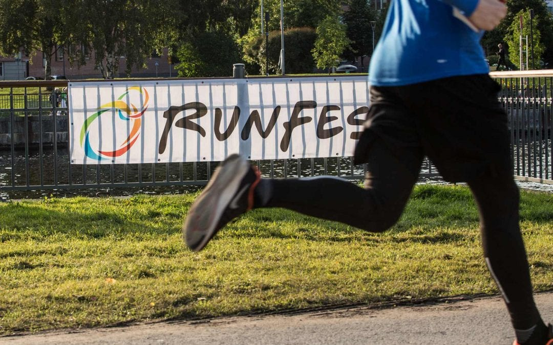 Tiedote — Suunnistus mukaan RunFestiin