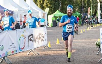 RunFest Turku ajanotto