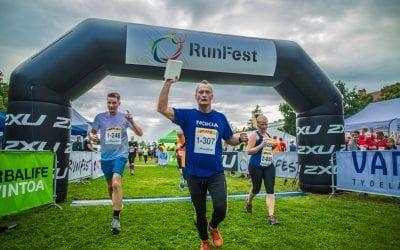 RunFest Tampere 2019 Osallistujan Opas