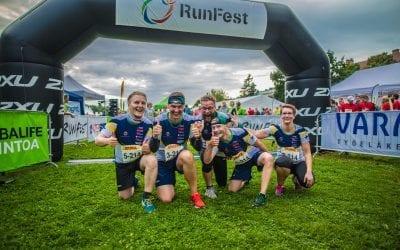 RunFest-järjestelyt jatkuvat normaalisti